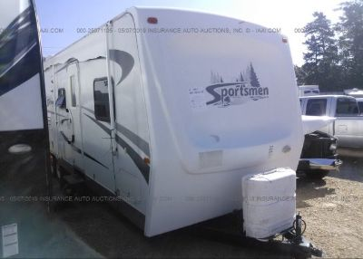 2006 KZ TRAVEL TRAILER 33 FT