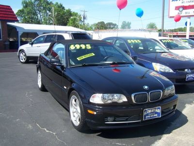 BMW 330 CI COLD AIR ~REDUCED~