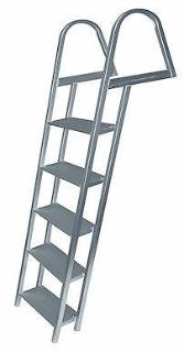 Sell 5 Step Pontoon Ladder / Boat Ladder / Ladders motorcycle in Mishawaka, Indiana, US, for US $145.99