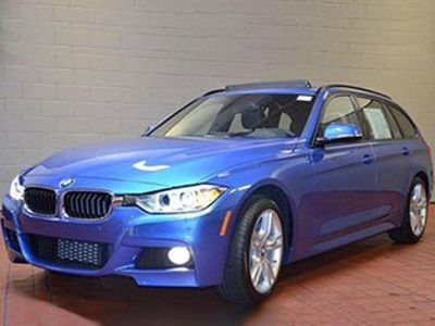 2014 BMW 3-Series 328i xDrive (Estoril Blue Metallic)