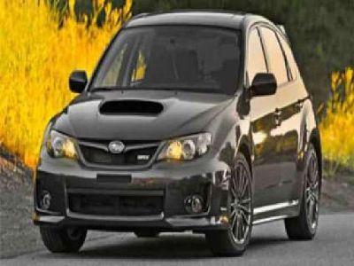 2011 Subaru Impreza WRX AWD 4dr Wagon