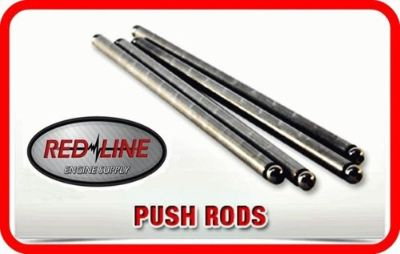 Sell 86-09 Chevy Truck S10 Blazer Astro 262 4.3L V6 PUSH RODS PUSHRODS (SET OF 12) motorcycle in Portland, Oregon, United States, for US $37.95
