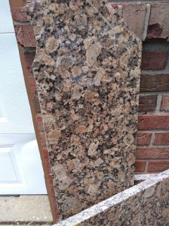 4 Nice size pc granite