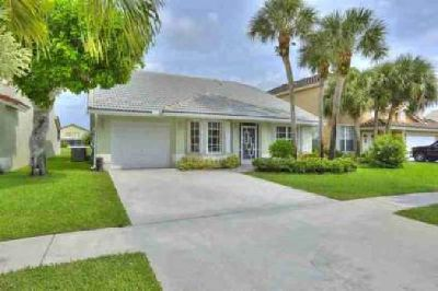 18031 Clear Brook Circle Boca Raton Three BR, charming home