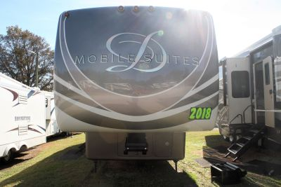 "2018 DRV Mobile Suite ""44 HOUSTON"" Fifth Wheel RV"
