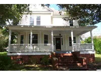 4 Bed 2 Bath Foreclosure Property in Georgetown, SC 29440 - Prince St