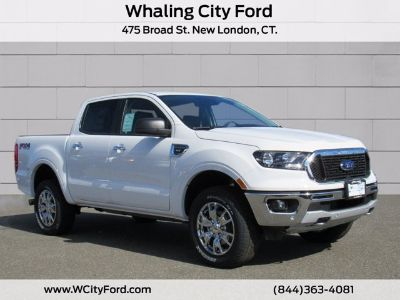 2019 Ford Ranger (Oxford White)