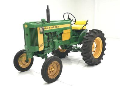 1958 John Deere Tractor
