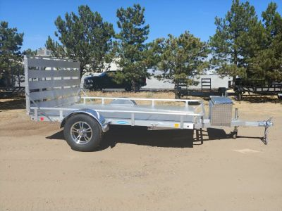 2018 Other TARGHEE ALUMINUM 6.5 X 10 Utility Trailers Meridian, ID