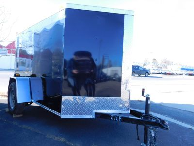 2018 Other 8X4X4.5 Enclosed #2768 Trailer Trailers Loveland, CO