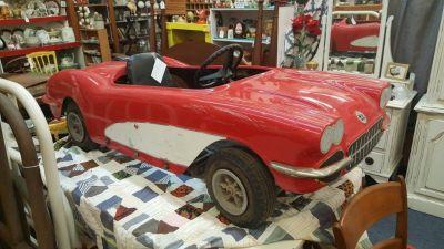 85 Manco Corvette go Kart