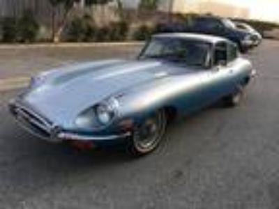 1969 Jaguar E-Type FHC XKE Matching Numbers