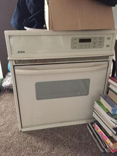 Kenmore Wall mounted oven. Must go!!!