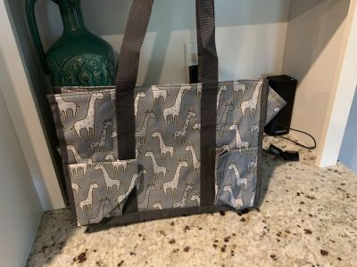 Thirty -one utility tote
