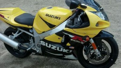 Sell 2001 suzuki gsxr 600 1400 miles runs great gixzer 02 03 04 05 06 motorcycle in Putnam, Connecticut, US, for US $4,250.00