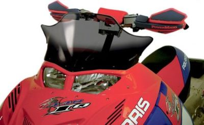 """Buy POWERMADD/COBRA 11740 WINDSHIELD 15"""" TALL POL motorcycle in Plymouth, Michigan, United States, for US $92.10"""