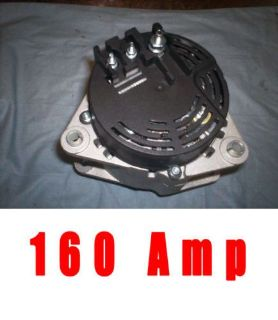 Purchase Range Rover Land Rover Alternator 160 HIGH AMP 95 1996-1998 4.0L 4.6L Generator motorcycle in Northridge, California, United States, for US $171.27