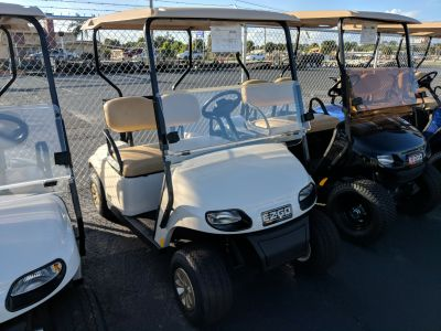 2019 E-Z-Go Freedom TXT Electric ELiTE 2.0 Golf Golf Carts Fort Pierce, FL