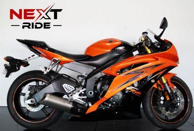 2009 Yamaha R6 (Orange)