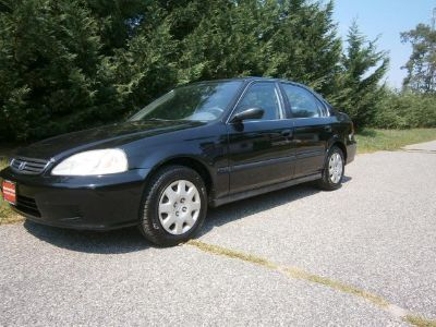 1999 Honda Civic LX (Black)