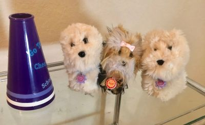 American Girl Doll Doggies Lot