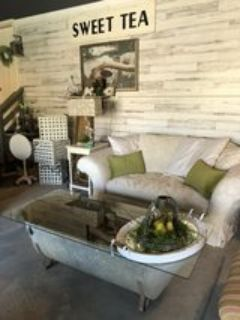 Farmhouse / Rustic Coffee Table One of a Kind