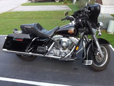 2001 HARLEY DAVIDSON ELECTRA GLIDE - TRADE OR SELL !!!
