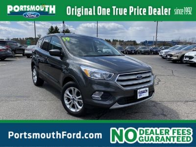 2019 Ford Escape (Magnetic Metallic)