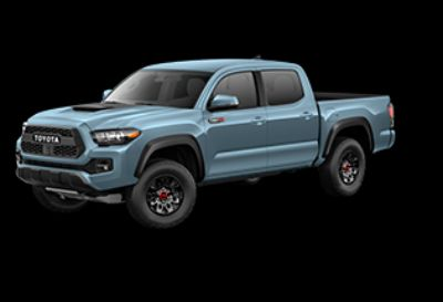 2018 Toyota Tacoma TRD Pro (Cavalry Blue)