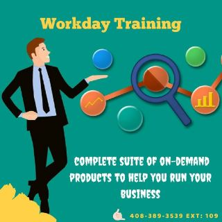 Enroll Workday Training Classes with Certification