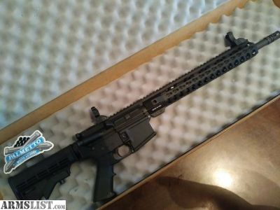 For Sale/Trade: Brand NIB Palmetto AR 300blk