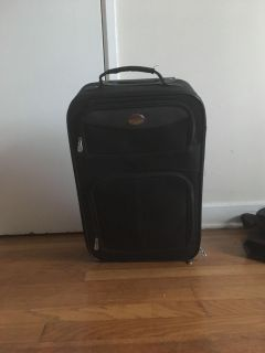 Carry on suit case