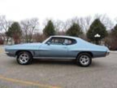 1972 Pontiac Lemans GT Light Blue