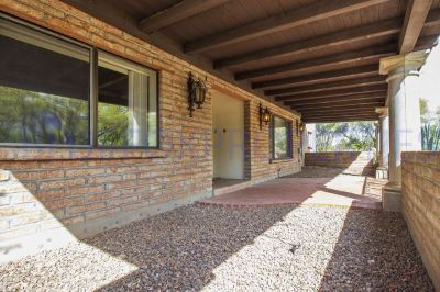 Unique 4 Bed Home Tucked Away In the Catalina Foothills