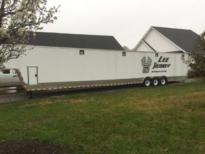 2017 Enclosed Trailer