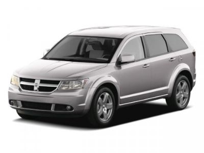 2010 Dodge Journey R/T (White Gold)