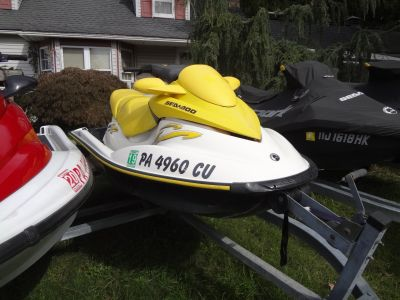 2005 Sea-Doo GTI RFI 3 Person Watercraft New Britain, PA