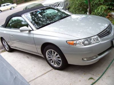Toyota Solara interior  Exterior Parts--1999-2002 (south austin)