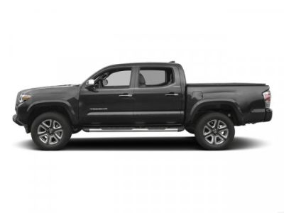 2018 Toyota Tacoma Limited (Magnetic Gray Metallic)