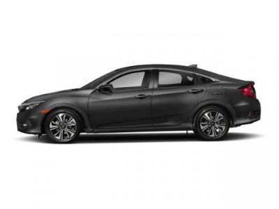 2018 Honda CIVIC SEDAN EX-T CVT (Modern Steel Metallic)