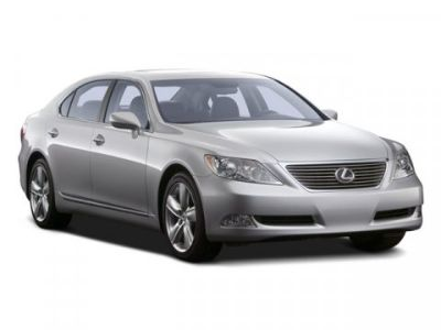 2008 Lexus LS 460 Base (BLACK)