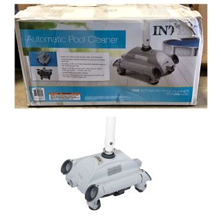 Intex Automatic Above Ground Swimming Pool Vacuum Cleaner, 28001
