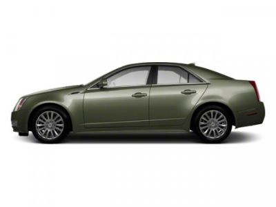 2011 Cadillac CTS 3.0L (Evolution Green Metallic)