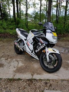 1998 Honda CBR 600F3V