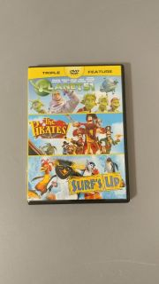 DVD - THE PIRATES - SURF'S UP