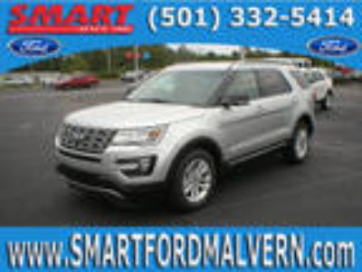 2016 Ford Explorer Silver, new