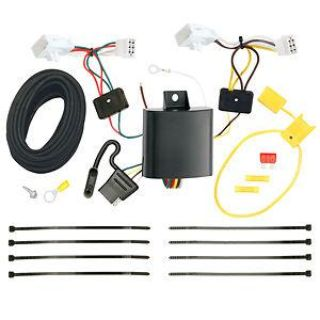 Buy T-One Assembly w/ Upgraded Circuit Protection Trailer Hitch Wiring Light Kit motorcycle in Grand Prairie, Texas, US, for US $48.99