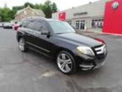 2013 Mercedes-Benz GLK GLK 350 4MATIC