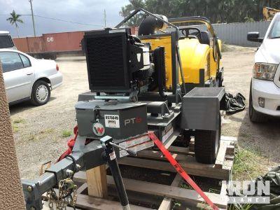 """Wacker Neuson PT6LT 6"""" Water Pump - Unused"""