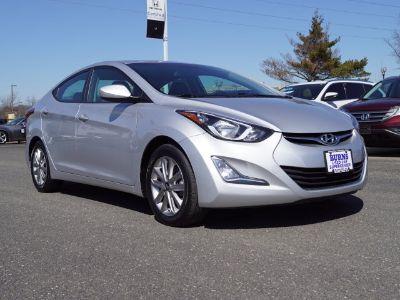 2015 Hyundai Elantra GLS (Silver)